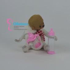 Бутылочка и поильник для куклы недорого