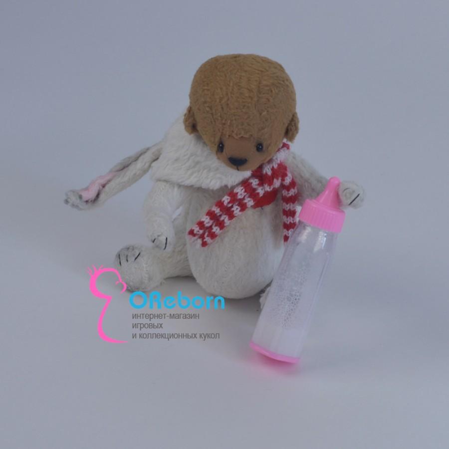 Бутылочка с молочком для куклы реборн