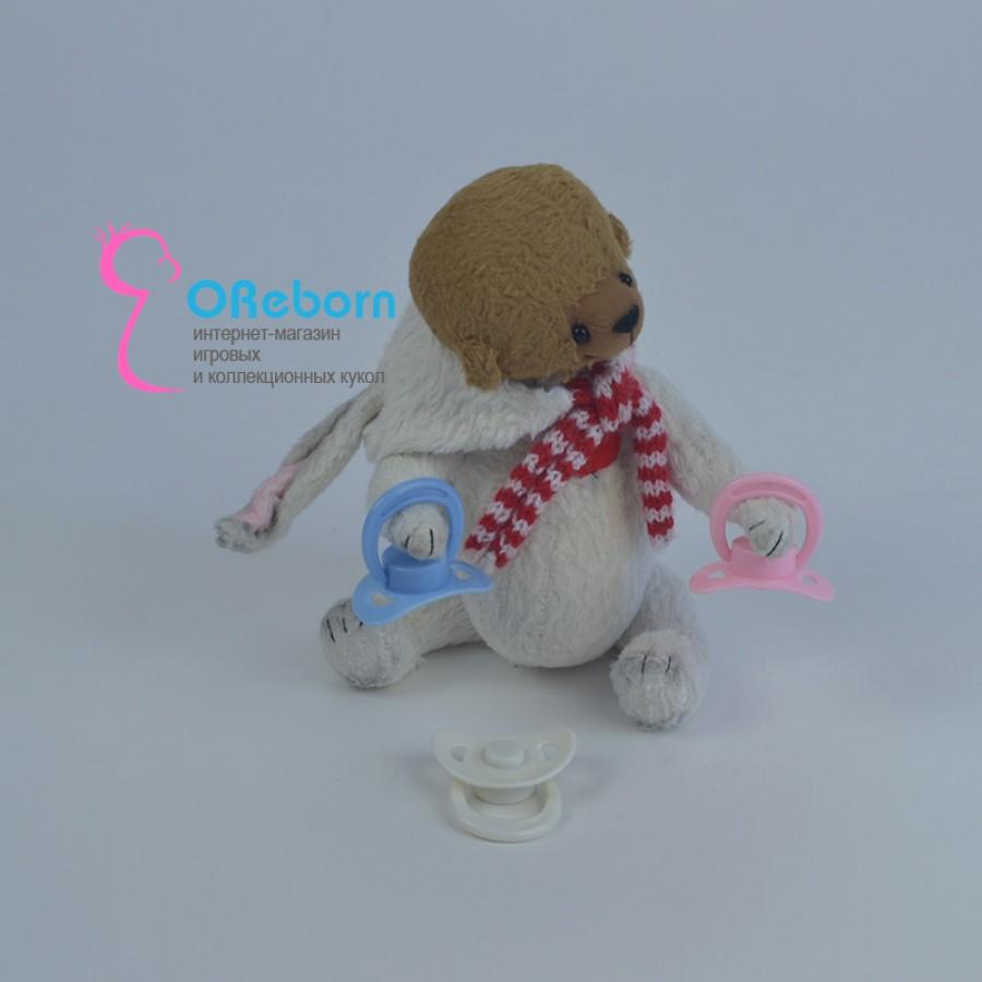 Магнитная соска для куклы реборн + магнит