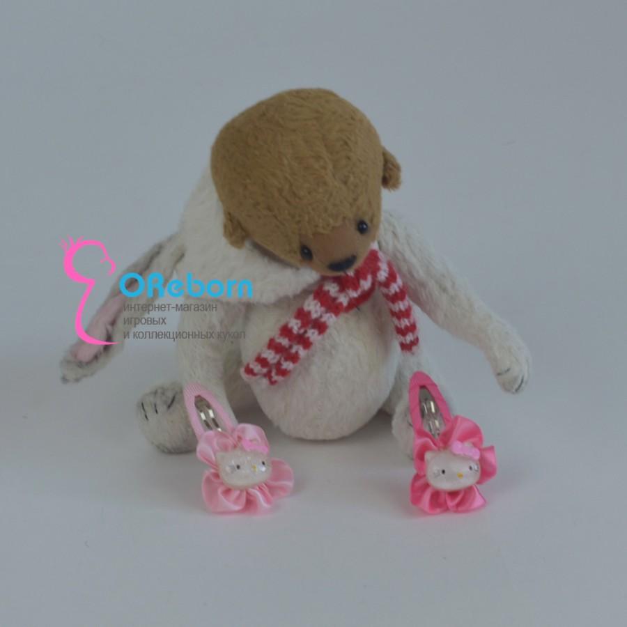 Заколка Hello Kitti для куклы реборн