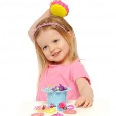 Расческа для волос кукол и деток волосы не выдирает