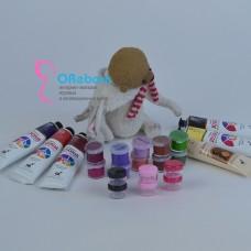 Акриловые краски Jo Sonja стартовый набор 6 цветов