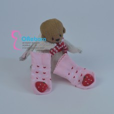 Носочки клубнички