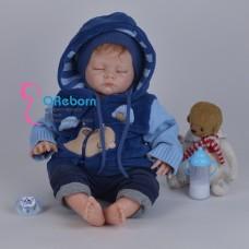 Кукла реборн сплюшка (арт.012-3)