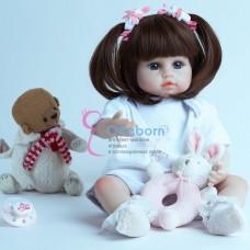 Небольшая кукла реборн (арт.016-7)