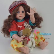 Кукла реборн Шотландка