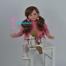 Кукла реборн Мамина дочка